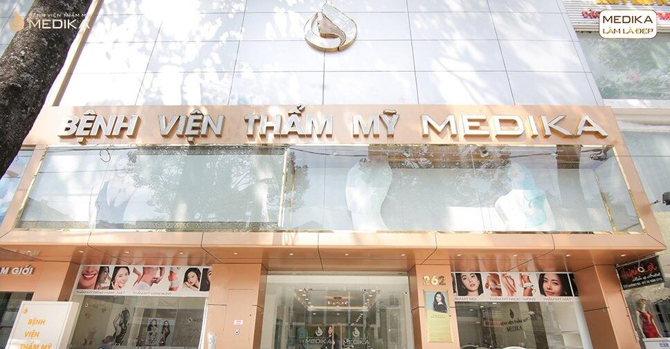 Bệnh viện nào phẫu thuật nâng vòng 1 đẹp bởi Bệnh viện thẩm mỹ MEDIKA?