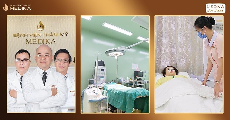 Bệnh viện thẩm mỹ Medika có đảm bảo an toàn – hiệu quả?