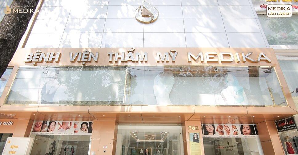 Khách hàng chọn nâng ngực an toàn bởi Bệnh viện thẩm mỹ MEDIKA