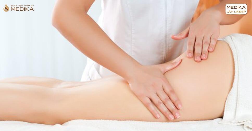 Kinh nghiệm nâng mông: Cách giảm thiểu sưng nề sau nâng mông