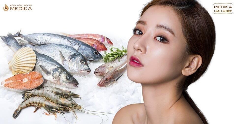 Nâng mũi sụn tự thân 4 tuần ăn hải sản được chưa bởi Bệnh viện thẩm mỹ MEDIKA?