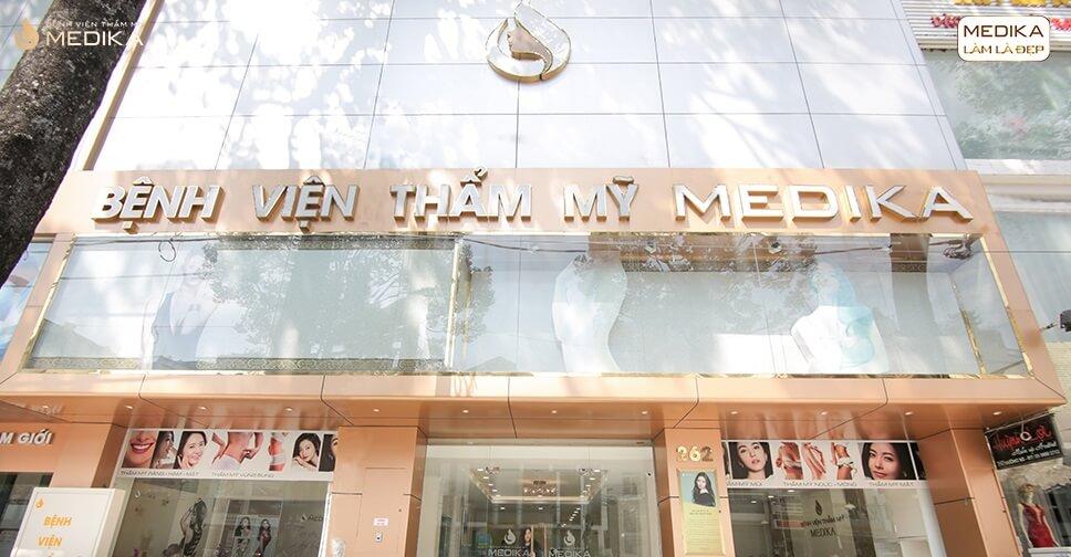 Phẫu thuật ngực hỏng lỗi do ai bởi Bệnh viện thẩm mỹ MEDIKA?