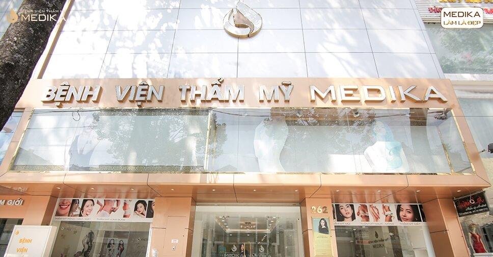 Yếu tố gì quan trọng khi nâng ngực bởi Bệnh viện thẩm mỹ MEDIKA?
