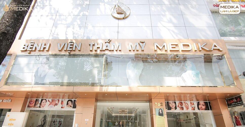 Lý giải sức hot nâng ngực  từ Bệnh viện thẩm mỹ MEDIKA