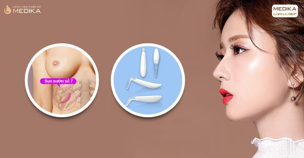 Nâng mũi sụn nhân tạo Hàn Quốc hay Mỹ tốt hơn bởi Bệnh viện thẩm mỹ MEDIKA?