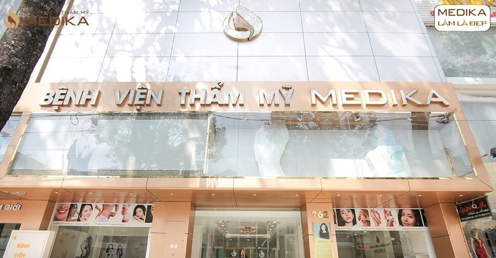 Phẫu thuật nâng vòng 1 nên thực hiện Bệnh viện thẩm mỹ MEDIKA