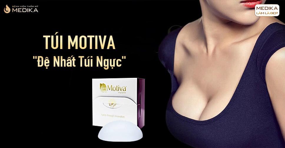 Túi Motiva được nhiều hoa hậu Việt sử dụng từ Bệnh viện thẩm mỹ MEDIKA
