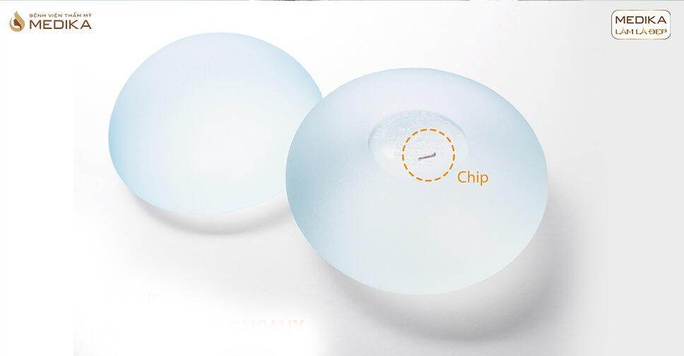 Túi Nano Chip đánh bại các dòng túi ngực khác bởi Bệnh viện thẩm mỹ MEDIKA