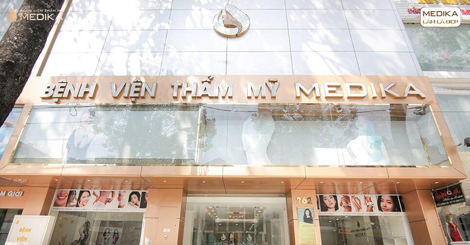 Chủ quan khi phẫu thuật nâng ngực dẫn tới những hệ lụy ở Bệnh viện thẩm mỹ MEDIKA