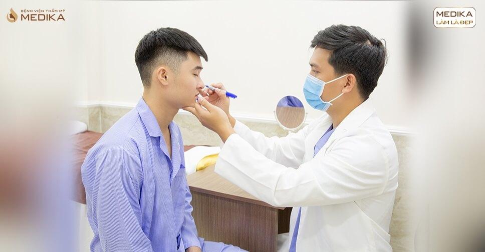 Nâng mũi sụn nhân tạo hiện đại có lo biến chứng không tại Bệnh viện thẩm mỹ MEDIKA?