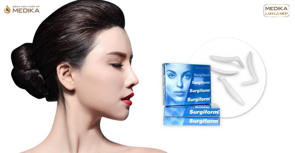 Nâng mũi Surgiform ở MEDIKA có an toàn hay không?