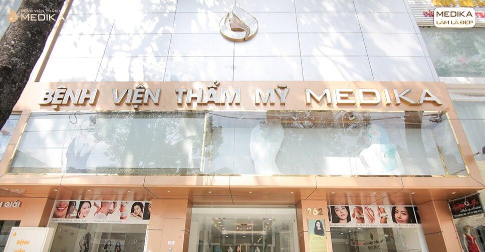 Phẫu thuật nâng ngực an toàn cần lưu ý những gì ở Bệnh viện thẩm mỹ MEDIKA?