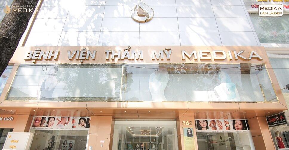 Phẫu thuật nâng ngực an toàn cùng ekip chuyên nghiệp ở Bệnh viện thẩm mỹ MEDIKA