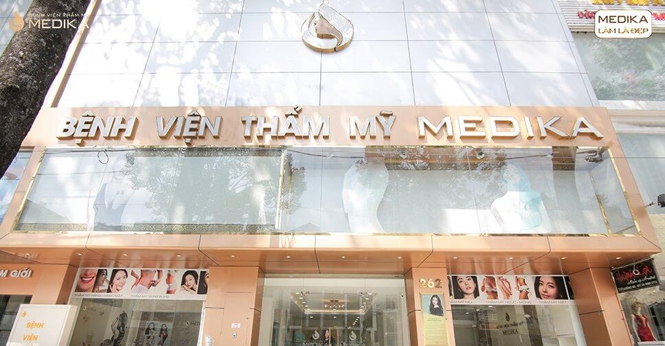 Phẫu thuật nâng ngực an toàn nhờ vào sự hiện đại ở Bệnh viện thẩm mỹ MEDIKA