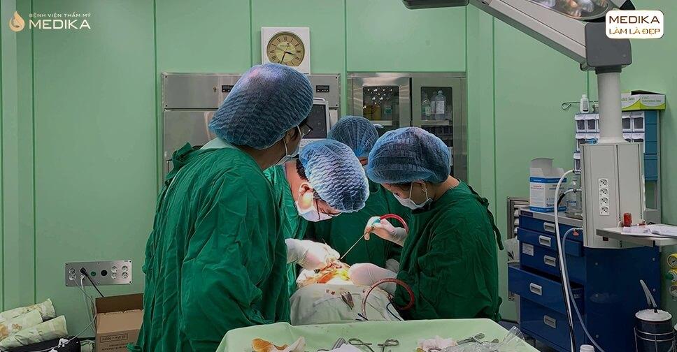 Tìm hiểu về phẫu thuật nâng ngực an toàn ở Bệnh viện thẩm mỹ MEDIKA