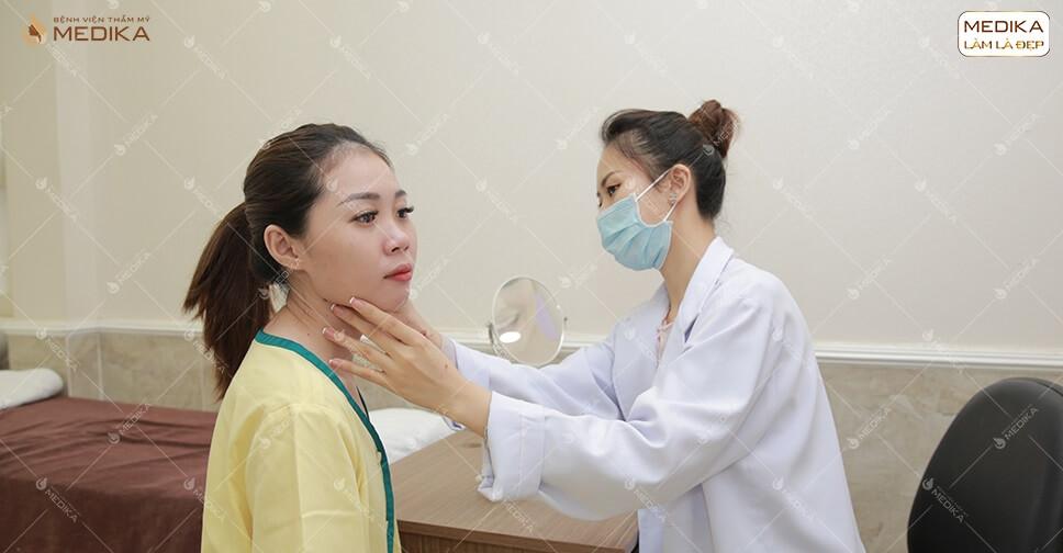 Nâng mũi thực hiện dễ dàng sau 60 phút ở MEDIKA.vn