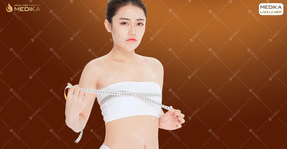 Tại sao phụ nữ chọn nâng ngực? Đây là lí do ở MEDIKA.vn