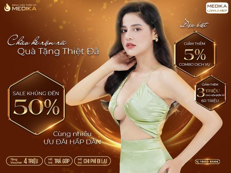 Chào hè rộn rã - Quà tặng thiệt đã - Sale khủng tới 50% - Thumbnails - MEDIKA.vn