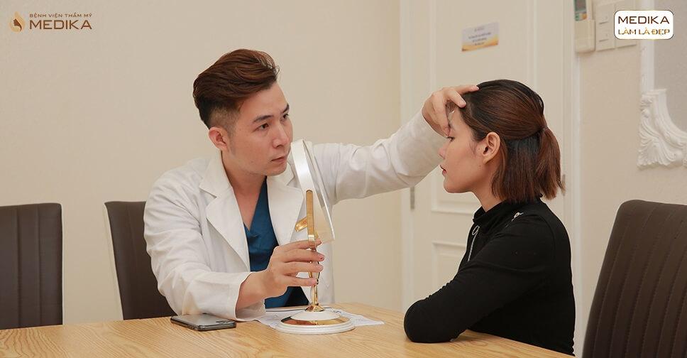 MEDIKA đảm bảo nâng mũi an toàn trong mùa dịch - MEDIKA.vn